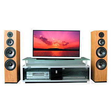 Hi-Fi Home Theater Speakers (Hallo-Fi-Lautsprecher)