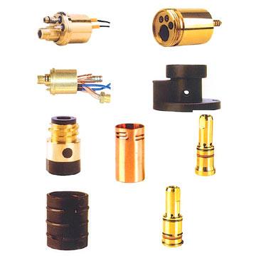 Insulators, Head Assemblies and Plug Body (Изоляторы, руководитель Ассамблеи и Plug кузова)
