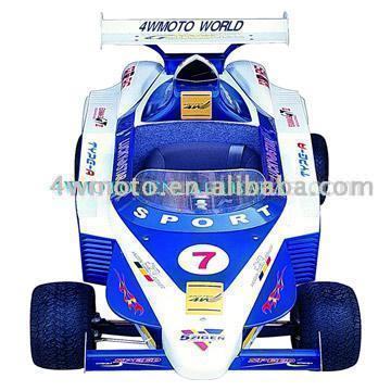 F1 Style Racing Kart (Стиль F1 R ing Kart)