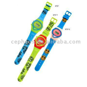 LCD Watches (ЖК-часы)