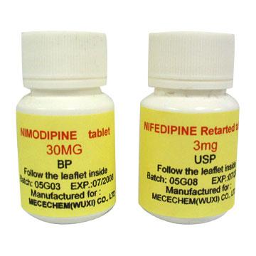 Nifedipine Retard Tablet