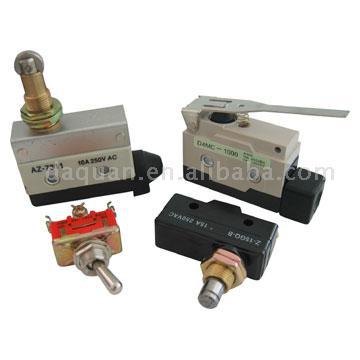 Micro Switches (Микровыключатели)