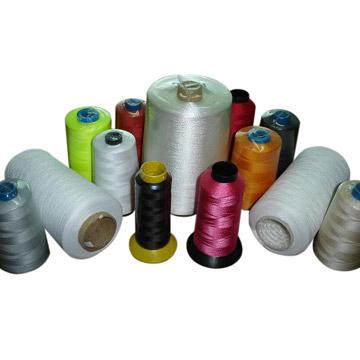 Polyester Spun Yarn Sewing Thread Colored (Пряжа полиэфирная Spun швейных ниток Цветной)