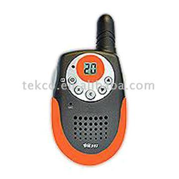 0.5W Two-Way Radios (0.5W двусторонней радиосвязи)