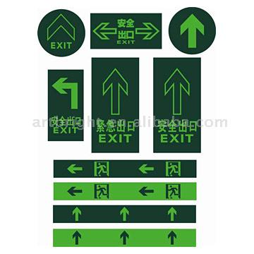 Luminous Stickers (Световая Стикеры)