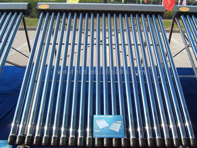 Solar Collector mit dem SP-TT58 Tube (Solar Collector mit dem SP-TT58 Tube)