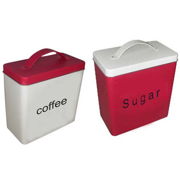 Coffee & Sugar Box