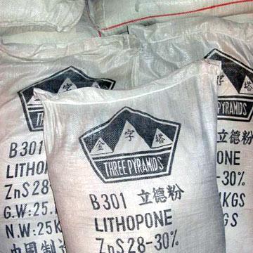 Lithopone B301 & B311 (Литопон B301 & B311)