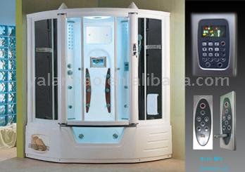Steam Shower Room G157B with MP3 function (Steam Shower Room G157B avec fonction MP3)
