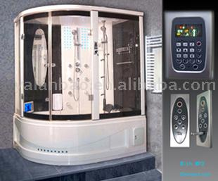 Steam Shower Room G165 with MP3 function (Steam Shower Room G165 avec fonction MP3)