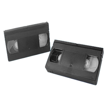 Blank Video Tape (Neutral Packing)