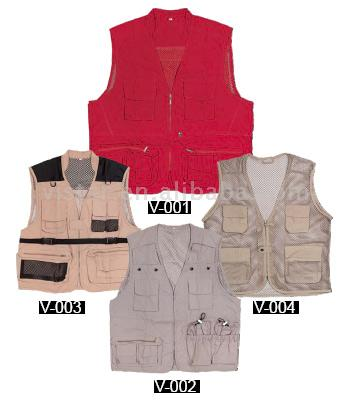 Photographer`s Vests (Фотограф`s Жилеты)