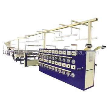 Copper Wire Tin-Plating Machine (Fil de cuivre étamage Machine)
