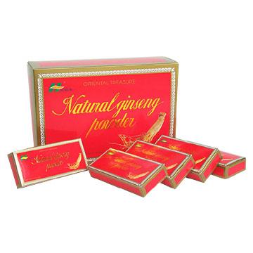 Natural Ginseng Powder