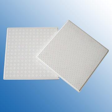 Figured Board Series Gypsum Ceiling Boards