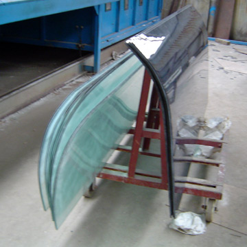 Bending Laminated Glass
