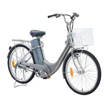 Electric Bicycle (Little Angle)