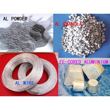 Aluminum Products (Алюминиевые продукты)