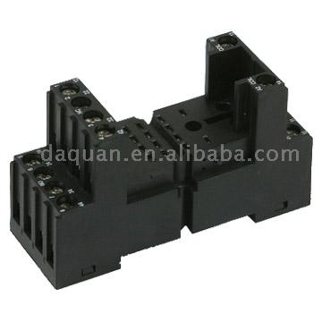 Socket for Relay (Prise pour le relais)