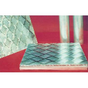 Aluminum Checked Sheets & Aluminum Foils