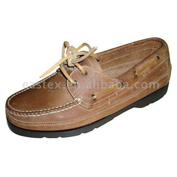 Boat Shoe (Чистка Boat)