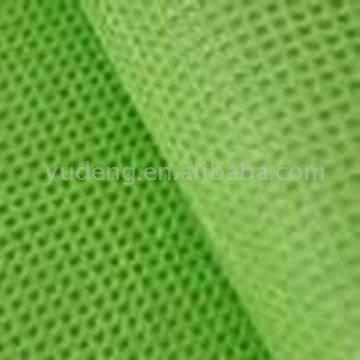 We are the factory of pp spunbonded non woven fabric.