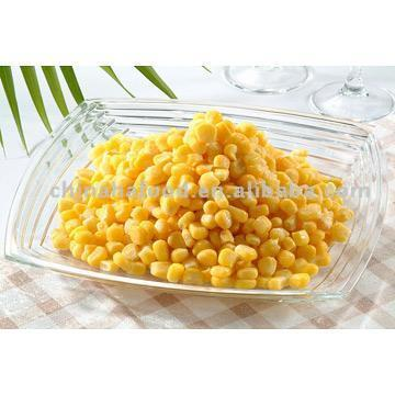 Frozen Sweet Corn Kernels (Замороженные Сладкая кукуруза ядрами)