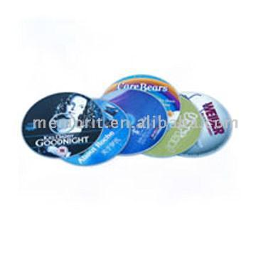 Round CD, VCD, DVD Disc And Shape Disc (Круглые CD, VCD, DVD дисков и форму диска)