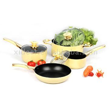 Cookware Set (Набор посуды)