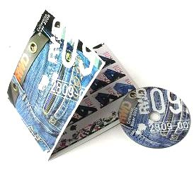 CD-Digital Audio/Video CD/CD-ROM Custom-Made CD/CD-ROM
