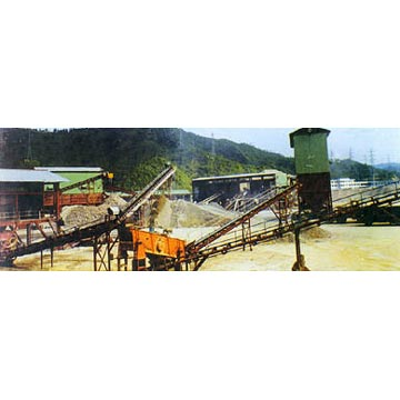 Crushing and Screening Plants, Mine Equipment (Дробление и просеивание, шахтное оборудование)