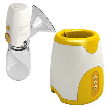 Bottle Warmer & Breast Pump (Bottle Warmer & молокоотсос)