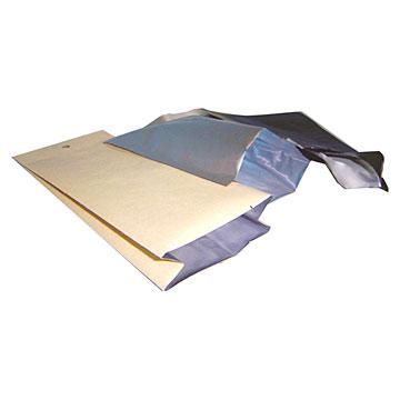 Paper Foiled Bags and Aluminum Laminated Bags (Бумага фольгой сумки и алюминия ламинированные мешки)