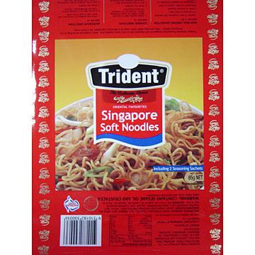 Instant Noodles Bag (Instant Noodles сумка)
