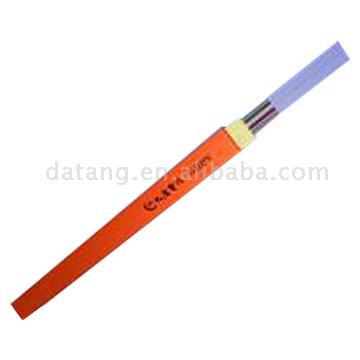 Optical Fiber Ribbon Indoor Cable (Оптическое волокно Лента крытый Кабельные)
