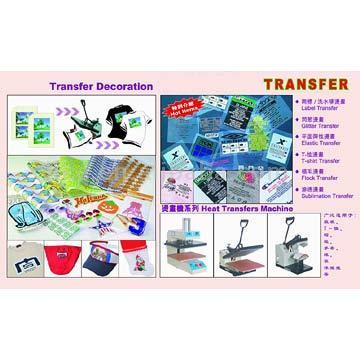 Transfer Paper (Копировальная бумага)