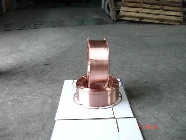 Gas Shielded Welding Wires (Газ сварки проводов)