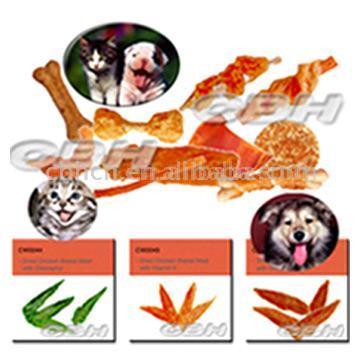 Treats & Snacks for Pet (Лечит & закусок для домашних животных)