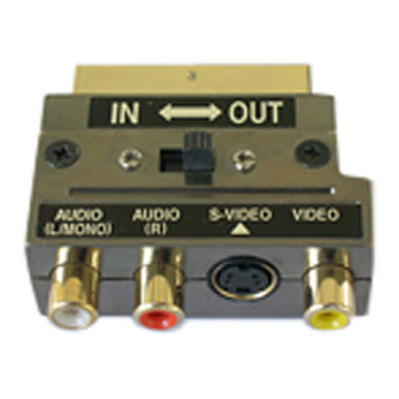 SCART Adapter (Adaptateur SCART)