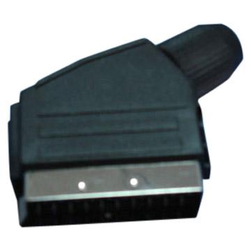 Scart Plug (Scart plug)