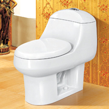 Sophinic One-piece Toilet (Sophinic Цельная Туалет)