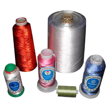 100% Rayon Embroidery Threads
