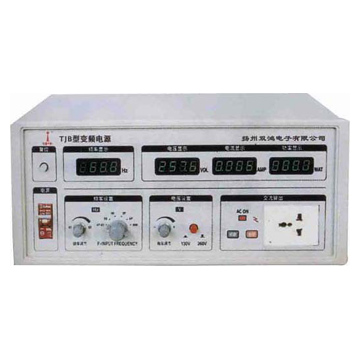 High Accuracy Frequency Conversion Power Supply