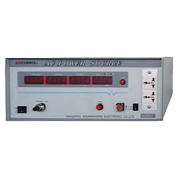 Intermediate Frequency Power Supply (Промежуточная частота питания)