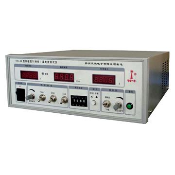 Anodic Aluminum Foil TV Characteristic / Leakage Current Tester (Анодной фольги алюминиевой ТВ Характеристика / Ток утечки тестер)
