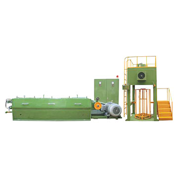 Large Copper Wire Drawing Machine (Fil de cuivre Grand Dessin Machine)