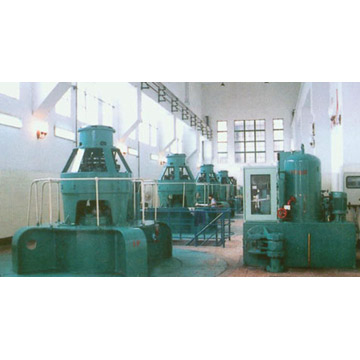 Hydropower Equipment and Other Power Plant Equipment
