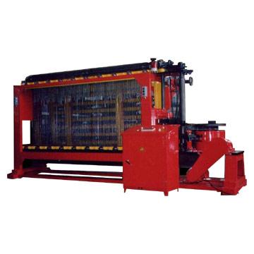 Hexagonal Wire Netting Machine (Шестигранная проволочной сетки машины)