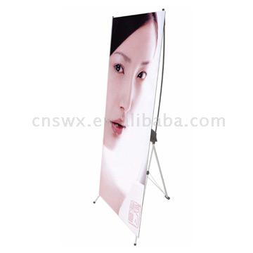 X Banner Stand (X Banner Stand)