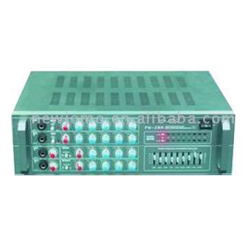 Professional Amplifier (Professionelle Verstärker)